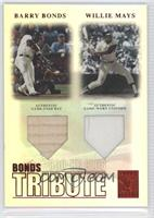 Barry Bonds, Willie Mays /50