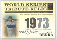 Yogi Berra /425