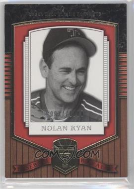 2003 Upper Deck Classic Portraits [???] #196 - Nolan Ryan /1200