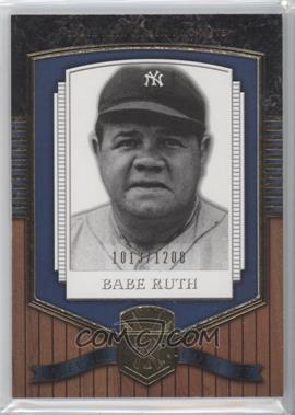 2003 Upper Deck Classic Portraits [???] #212 - Babe Ruth /1200