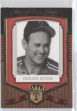 2003 Upper Deck Classic Portraits #196 - Nolan Ryan /1200