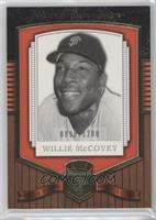 Willie McCovey /1200