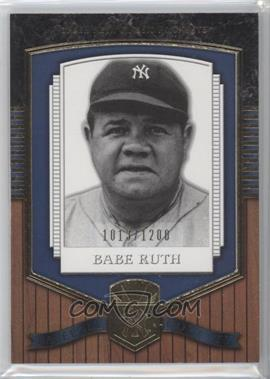2003 Upper Deck Classic Portraits #212 - Babe Ruth /1200