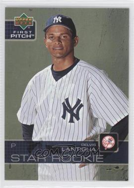2003 Upper Deck First Pitch - [Base] #281 - Delvis Lantigua