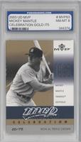 Mickey Mantle /75 [ENCASED]