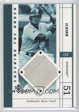 2003 Upper Deck MVP - Covering the Bases #CB-IS - Ichiro Suzuki