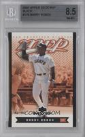 Barry Bonds /50 [BGS 8.5]