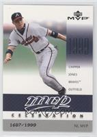 Chipper Jones /1999
