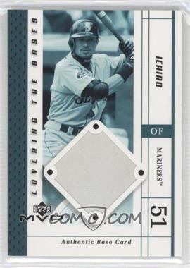2003 Upper Deck MVP Covering the Bases #CB-IS - Ichiro Suzuki