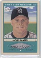 Jason Giambi /150