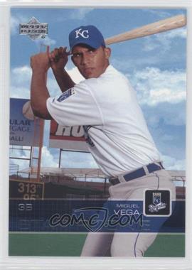 2003 Upper Deck Prospect Premieres #49 - Miguel Vega
