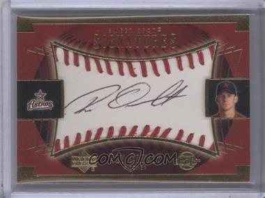 2003 Upper Deck Sweet Spot [???] #RO-AU - Roy Oswalt