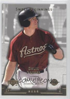 2003 Upper Deck Sweet Spot #142 - Colin Porter /2003