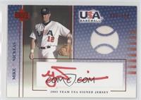 Mike Nickeas /350