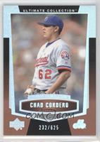 Chad Cordero /625