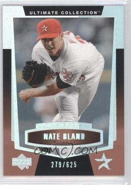 2003 Upper Deck Ultimate Collection [???] #85 - Nate Bland /625
