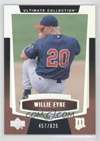 Willie Eyre /625