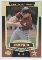 Colin Porter /50