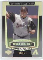 Edgar Gonzalez /35