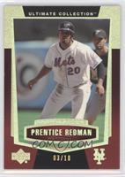 Prentice Redman /10