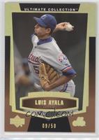 Luis Ayala /50