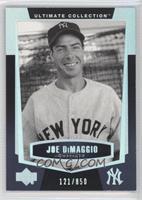 Joe DiMaggio /850
