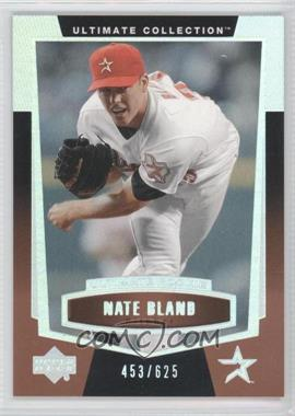 2003 Upper Deck Ultimate Collection #85 - Nate Bland /625