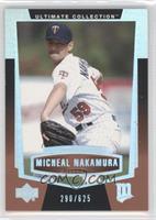 Mike Nakamura /625