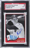 Bobby Doerr [SGC AUTHENTIC AUTO]
