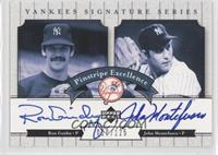Ron Guidry, John Montefusco /125