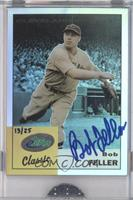 Bob Feller /25 [ENCASED]