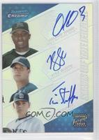Tim Stauffer, Delmon Young, Kyle Sleeth