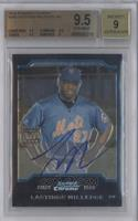 First Year Autograph - Lastings Milledge [BGS9.5]
