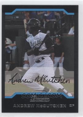 2004 Bowman Draft Picks & Prospects - Aflac All-American #AFL5 - Andrew McCutchen