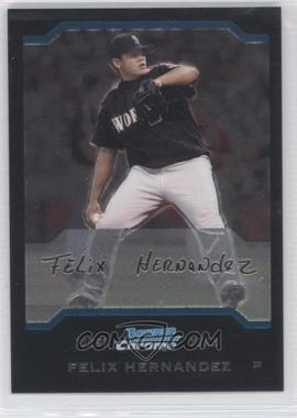 2004 Bowman Draft Picks & Prospects Chrome #BDP150 - Felix Hernandez