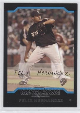 2004 Bowman Draft Picks & Prospects Draft Picks #BDP150 - Felix Hernandez