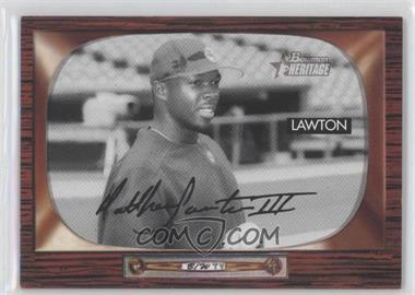 2004 Bowman Heritage Black & White #184 - Matt Lawton