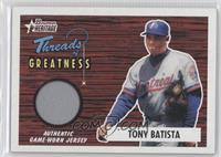 Tony Batista