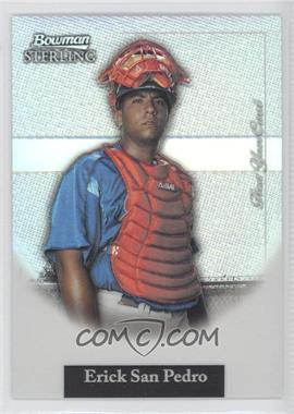 2004 Bowman Sterling Refractor #BS-ESP - Ervin Santana /199