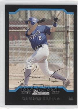 2004 Bowman #239 - Damaso Espino