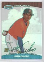 Juan Cedeno /100