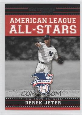 2004 Donruss American League All-Stars Black #AL-AS-6 - Derek Jeter /250