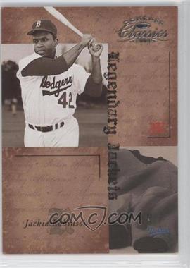2004 Donruss Classics Legendary Jackets #LJK-41 - Jason Romano /50