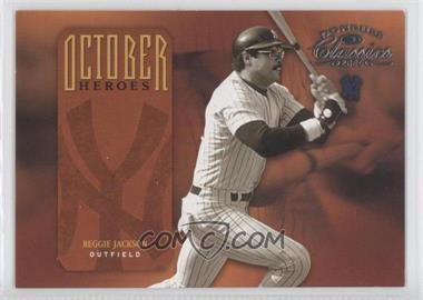 2004 Donruss Classics October Heroes #OH-1 - Reggie Jackson /2499
