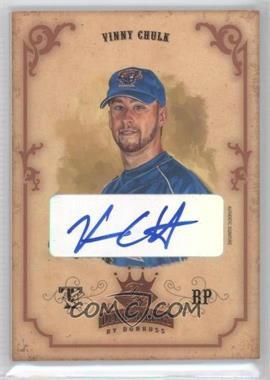 2004 Donruss Diamond Kings - [Base] - Bronze Signatures [Autographed] #146 - Vinnie Chulk /200