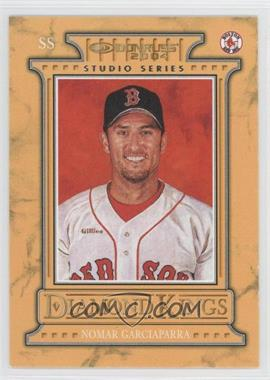 2004 Donruss Diamond Kings Inserts Studio Series #DK-20 - Nomar Garciaparra /250