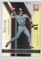 Robin Yount /250