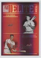 Red Schoendienst, Enos Slaughter, Stan Musial, Marty Marion /1500