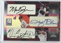 Danny Putnam, Mark Jecmen, Chris Carter /100