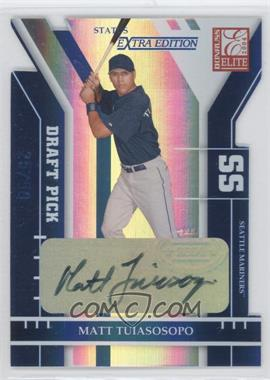 2004 Donruss Elite Extra Edition [???] #347 - Matt Turner /50